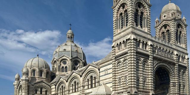 Cathédrale de la Major ©OTCM