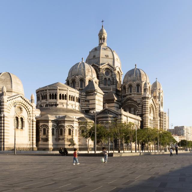 Cathédrale La Nouvelle Major à Marseille