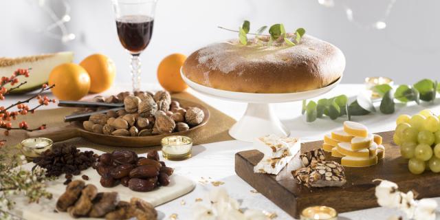 Fêtes de Noël en Provence, les 13 desserts