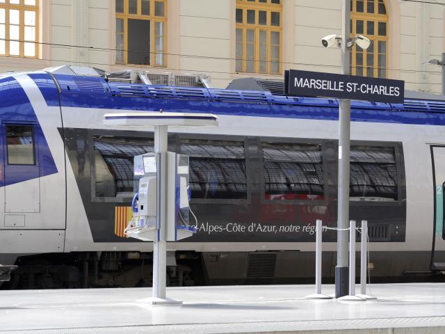 Gare Saint-Charles Marseille TGV