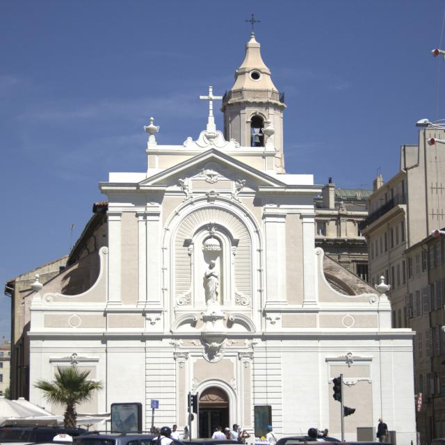 Eglise Saint-Férreol à Marseille, Vieux-Port