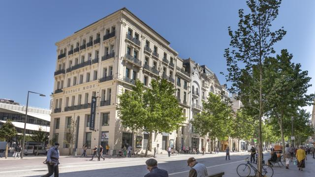 Office de Tourisme de Marseille, Canebière