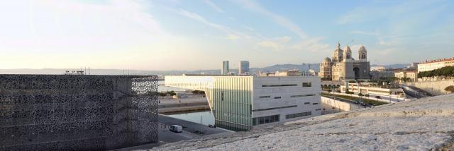 Mucem et Villa Méditerranée à Marseille