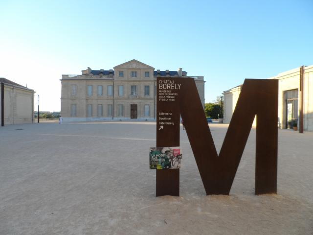 Cours du Chateau Borely à Marseille