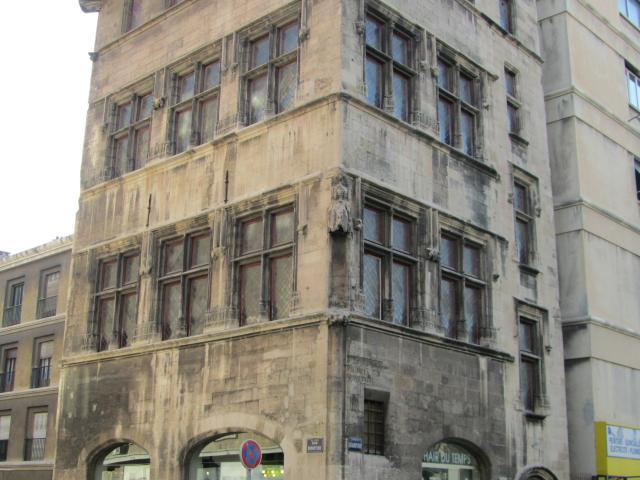 Hôtel de Cabre, Quartier du Panier à Marseille
