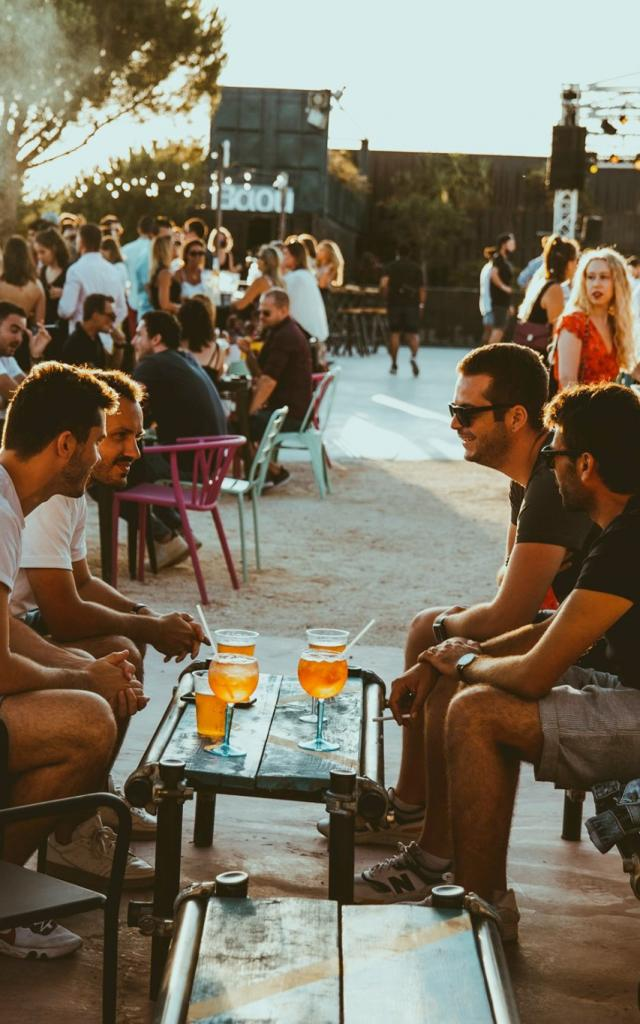 Baou Marseille Soirée Apero