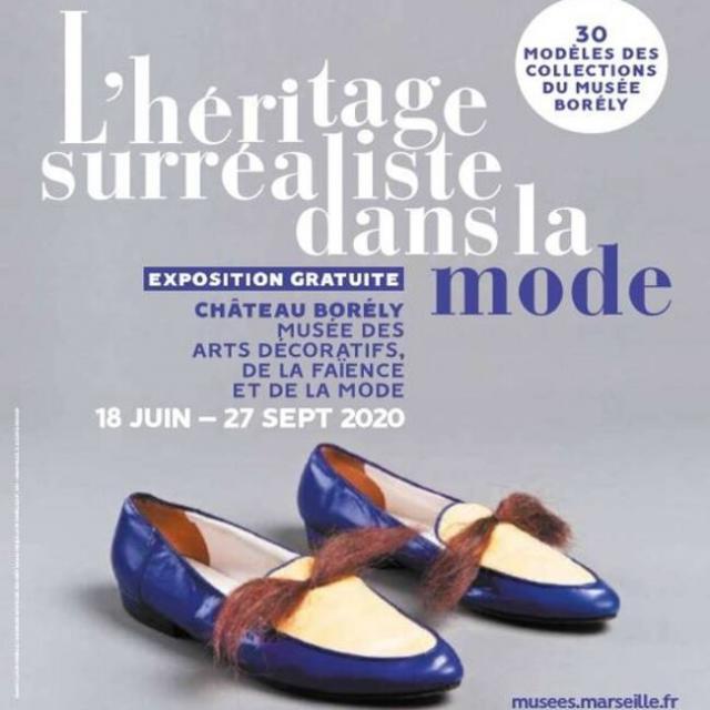 Exposition L'héritage Surréaliste Dans La Mode (1)
