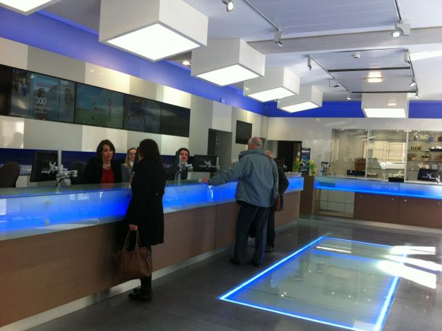 Accueil Office de tourisme et des congrès de Marseille
