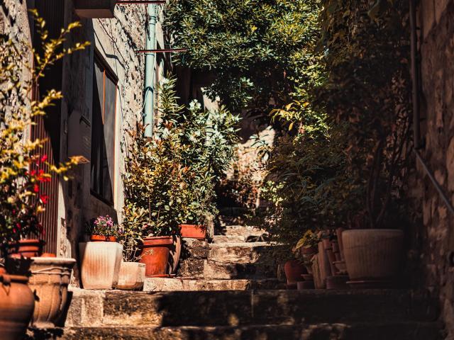 Les Baux De Provence@unsplash