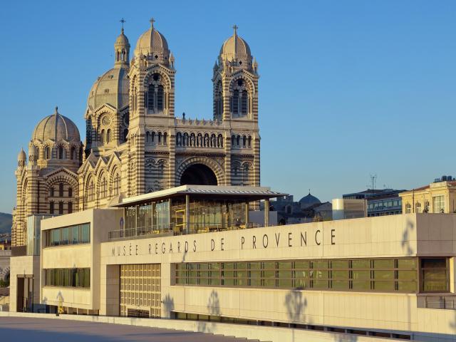 Musee Regards De Provence et Cathédrale de la Nouvelle Major