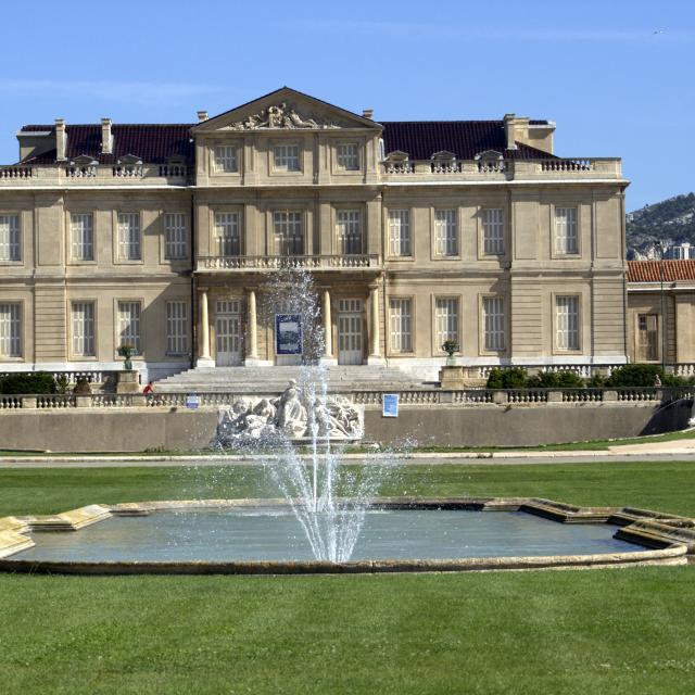 Chateau du Parc Borely à Marseille