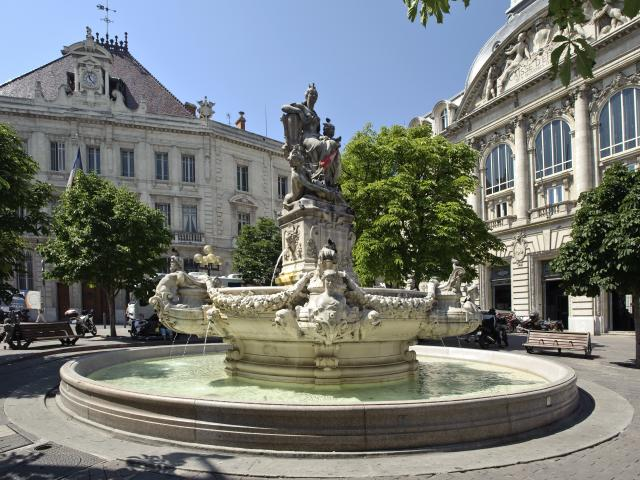 Place Estrangin, Fontaine©otcm