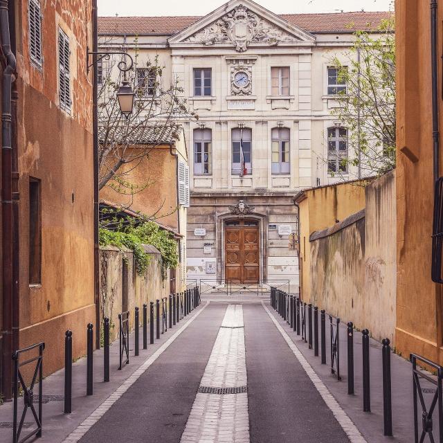 Aix En Provence@pixabay