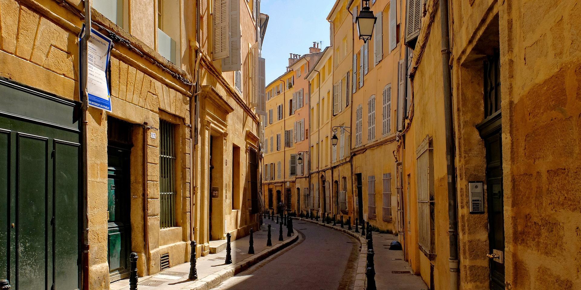 Aix-en-Provence: un incendie endommage une célèbre