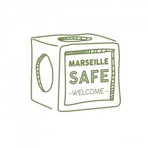 Logo Marseille Provence Safe Welcome