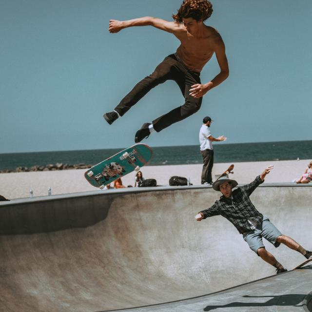 Skatepark@unsplash