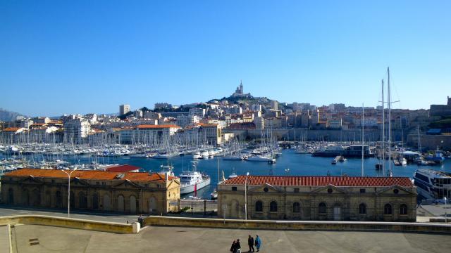 Vieux Port, Consignes Sanitaires©idotcm