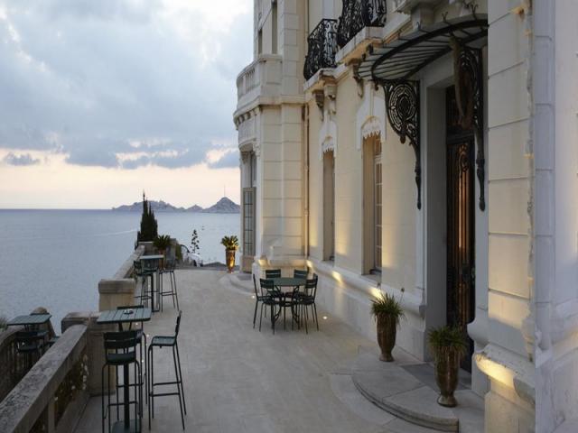 Villa Gaby à Marseille, vue sur la mer et les iles de Marseille