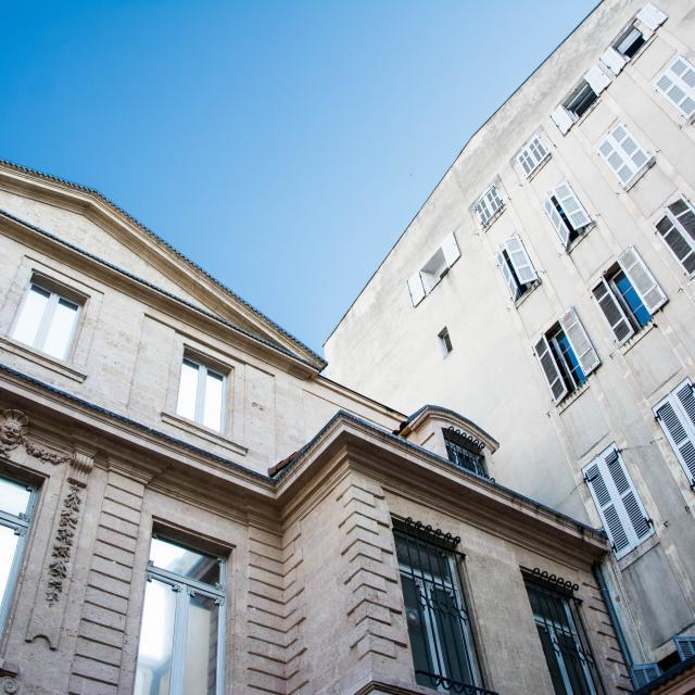 facade Musée Cantini