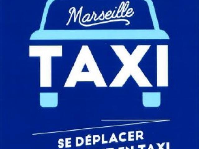 Les Taxis à Marseille brochure