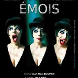 Liza Minnelli Emois Affiche