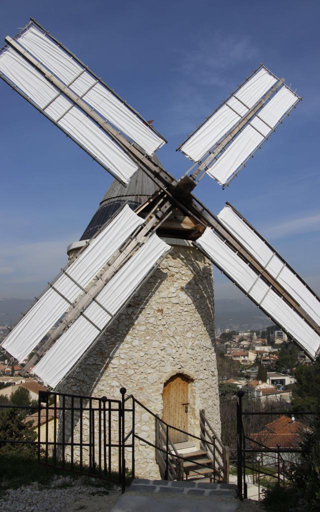 Moulin Ricard à Allauch