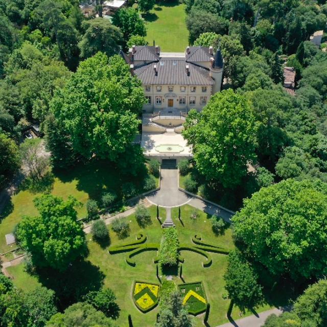 château De Forbin