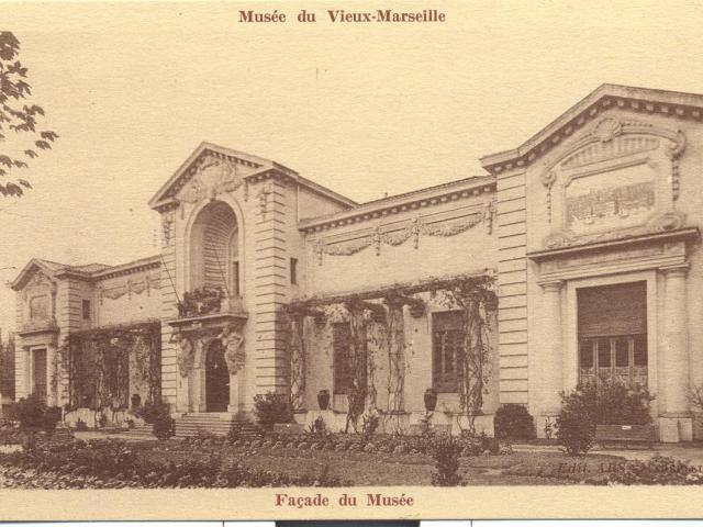 comité du Vieux Marseille, vieille image du Musée