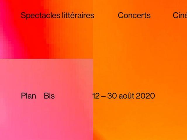 affiche de l'évènement Plan Bis au Mucem, Eté 2020