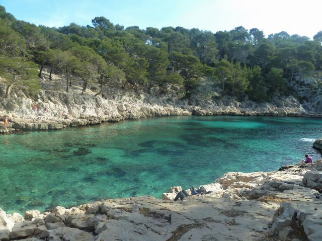 Calanque De Port Pin