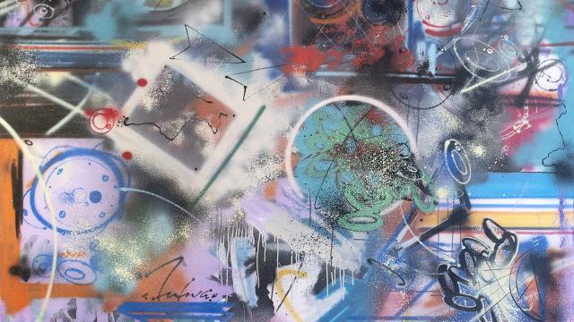 Futura 2000,1985