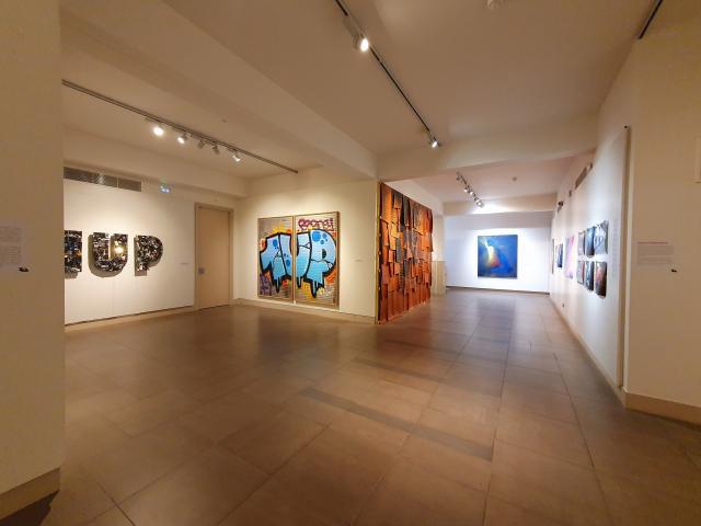 Exposition temporaire Local Heroes au Musée Regards de Provence
