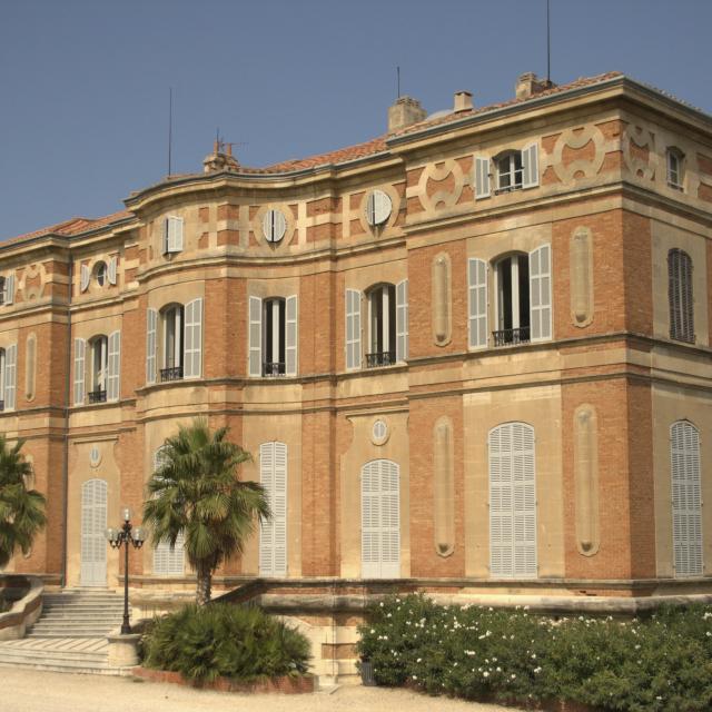 Bastide Pastré, dans le Parc Pastré à Marseille