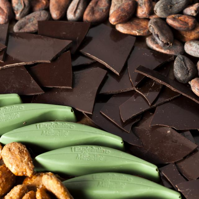Chocolaterie l'Espérantine à Marseille
