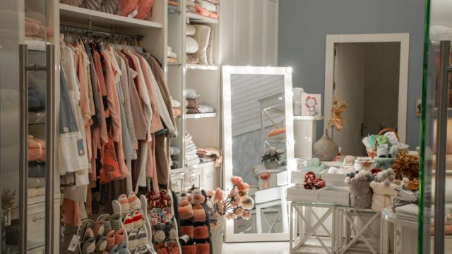 Magasin de décoration, concept store