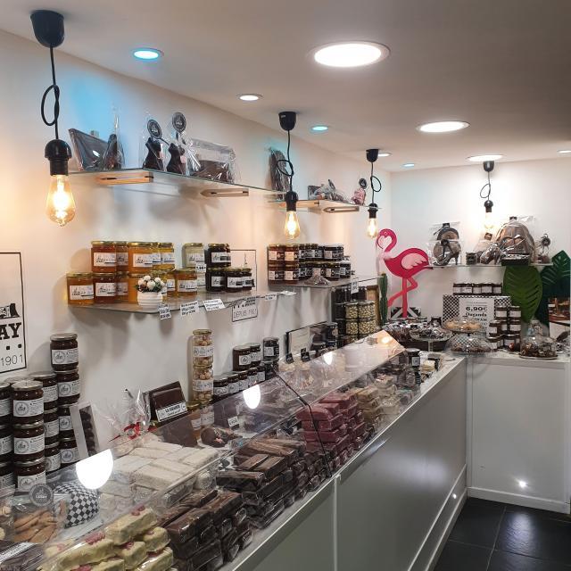 Maison Leray Boutique chocolaterie