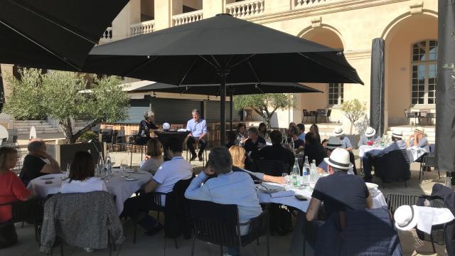 Workshop Marseille 20 Patrons Du Tourisme Octobre 2020