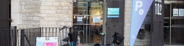 Wheelskeep Marseille parking vélo