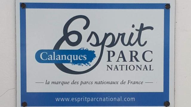 Logo Esprit Parc National Des Calanques