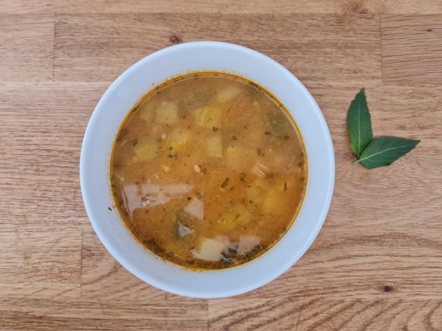bol de soupe au Pistou