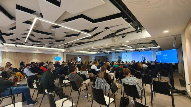 Conférence au World Trade Center