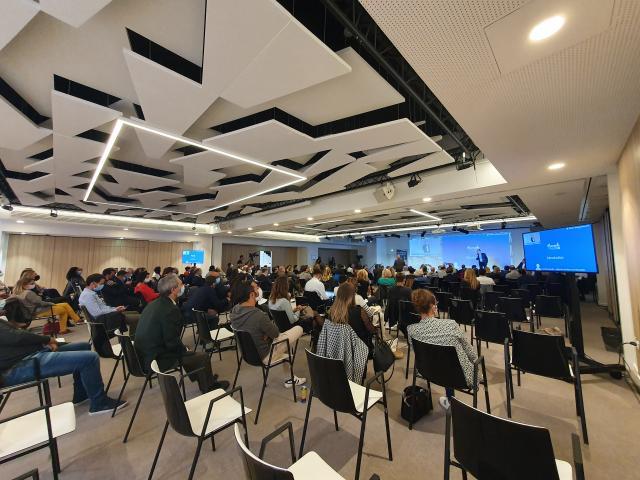Conférence au World Trade Center