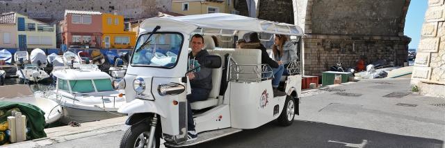tuktuk au vallon des auffes