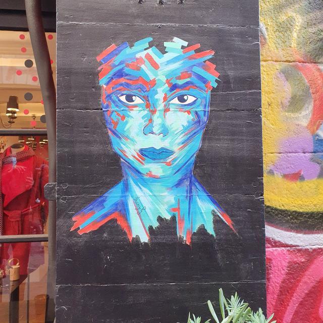 Visite Street Art Cours Julien