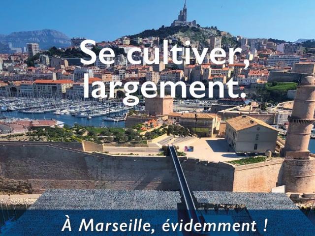 se cultiver largement à Marseille