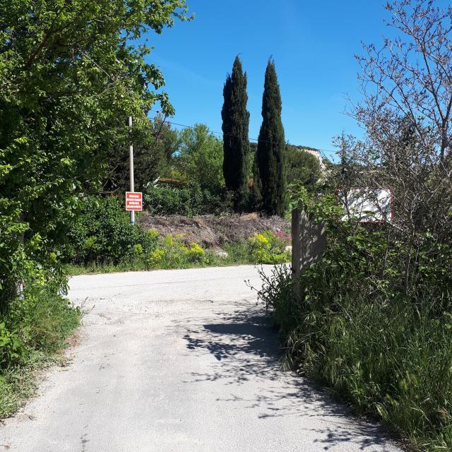 Entree Bis Domaine Cossimont