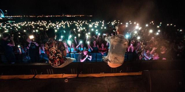 Delta Festival nuit