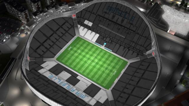 Billetterie Stade Orange Vélodrome