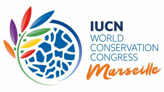 Logo congrès Mondial de la Nature