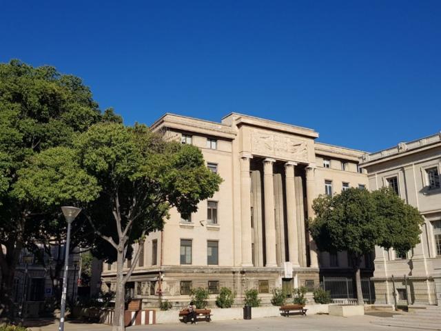Tribunal De Commerce de Marseille